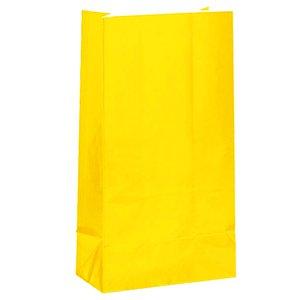 Sacchetto di carta Giallo da 1kg