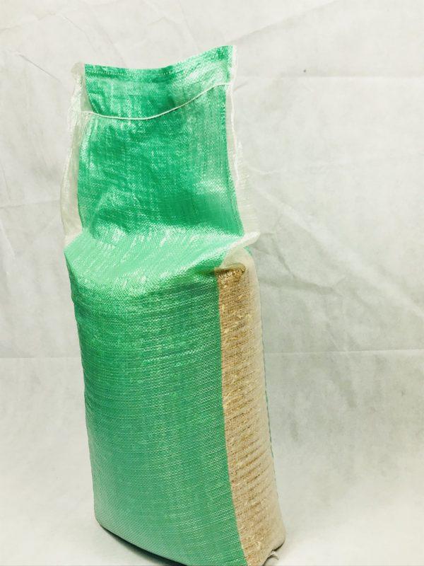 Sacchi in rafia di polipropilene Colorati con lato trasparente